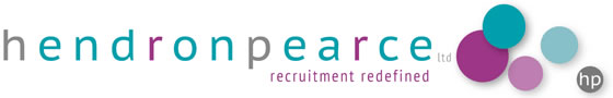 Hendron Pearce Recruitment logo